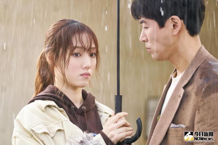 ▲李聖經(左)劇中只剩100天可活。(圖/KKTV , 2018.5.30)