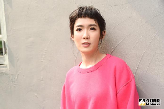 ▲孫可芳演出《奇蹟的女兒》。(圖/記者陳明安攝,2018.05.31)
