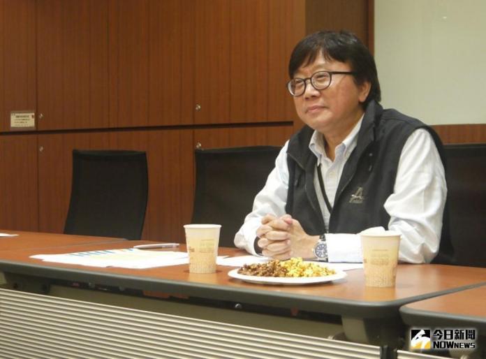 ▲棒協祕書長林宗成。(圖/NOWnews資料照)