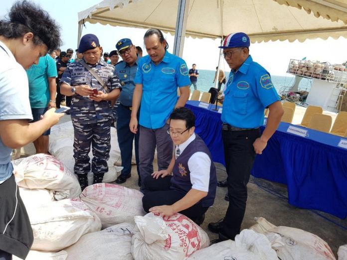 4台人開漁船<b>運毒</b>被逮 印尼檢方求處死刑