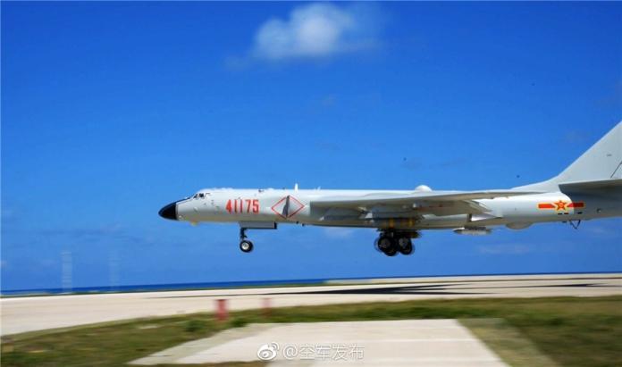 解放軍出動無人機 南海演練防禦飛彈攻擊
