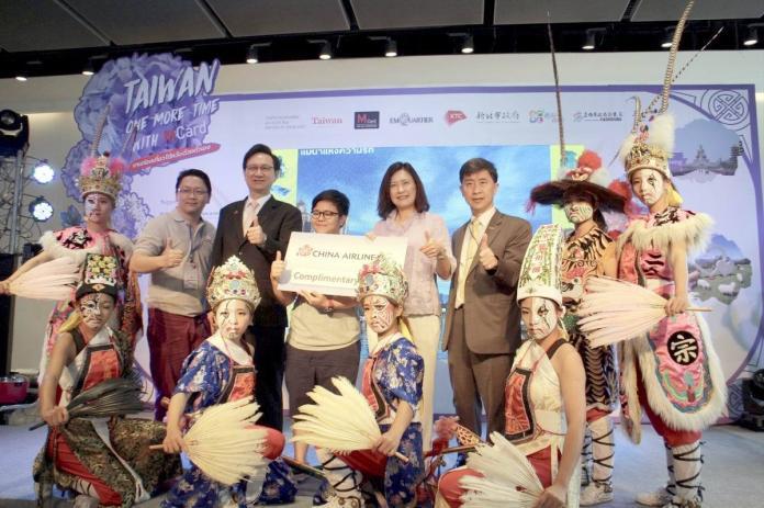 搶進泰國市場 高市府爭取泰國民眾到高雄旅遊