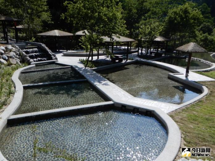 夏季避暑好去處 國家森林遊樂區親水設施開放