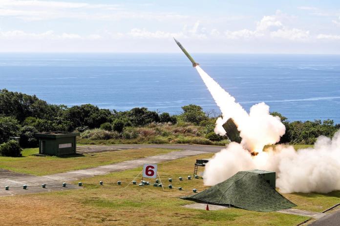 ▲漢光34號演習,5日在九鵬基地實施愛國者二型飛彈射擊演練。(圖/國防部提供 , 2018.6.5\\)