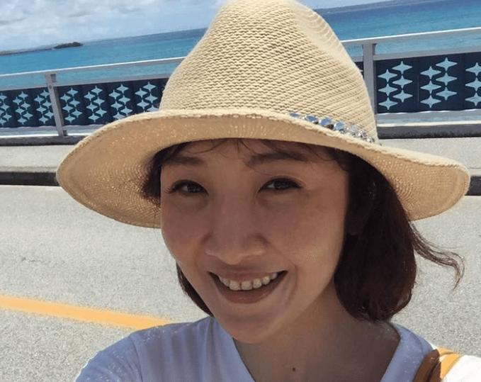 ▲藝人陽帆的老婆Julie透露胸部大的煩惱。(圖/翻攝Julie臉書 , 2018.06.05)