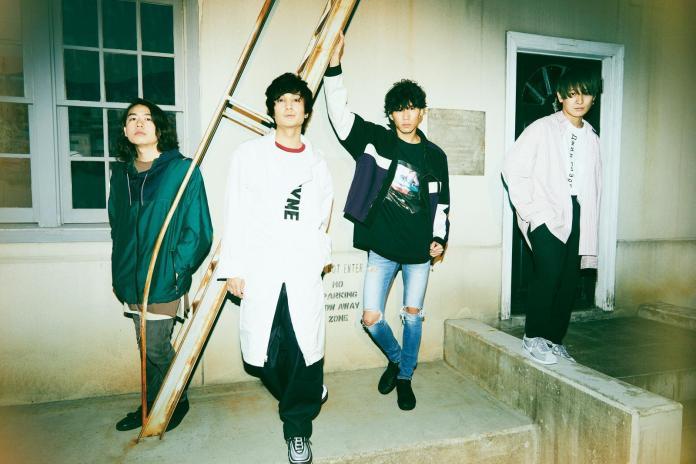 ▲日本金牌新銳樂團Bentham參與金曲國際音樂節活動。(圖/台視提供 , 2018.06.07)