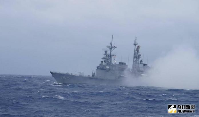 ▲美國海軍除役艦艇是國軍軍艦主要來源之一,圖為海軍紀德級馬公軍艦,1980年代曾在美軍服役。(資料圖/記者呂炯昌攝影)