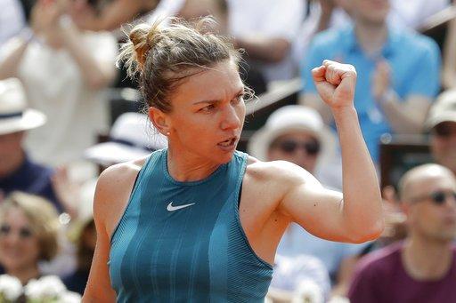 法網/法網女單決賽 哈蕾普生涯首座大滿貫冠軍
