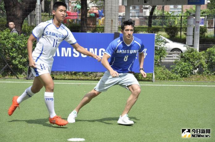 足球/無關環境 陳昌源:不管在哪成為職業球員都很難