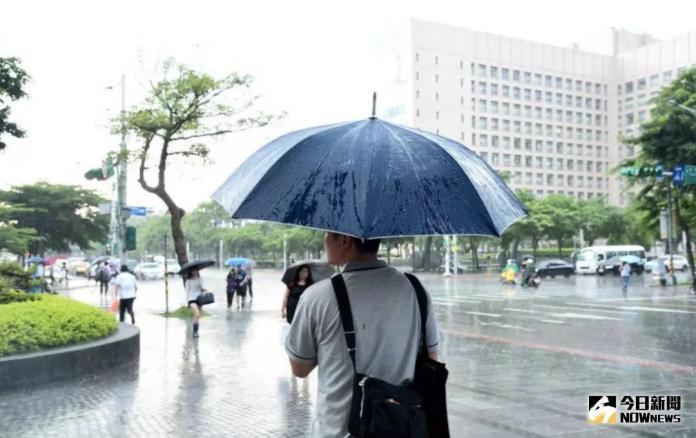 ▲今(14)日清晨中央氣象局針對 11 縣市發布了豪大雨特報。(圖/NOWnews 資料圖片)