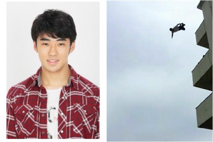 21歲男星5樓練高空跳躍 出意外墜地身亡