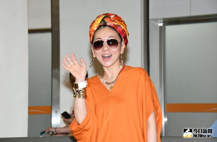 「日本R&B天后」<b>米希亞</b>登台 機場大喊:我回來了