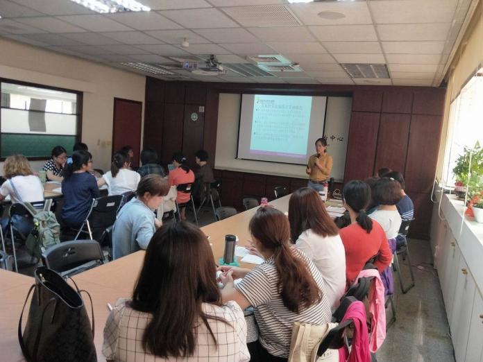 ▲強化社會安全網社工督導教育訓練。(圖/高市社會局提供 , 2018.06.21)