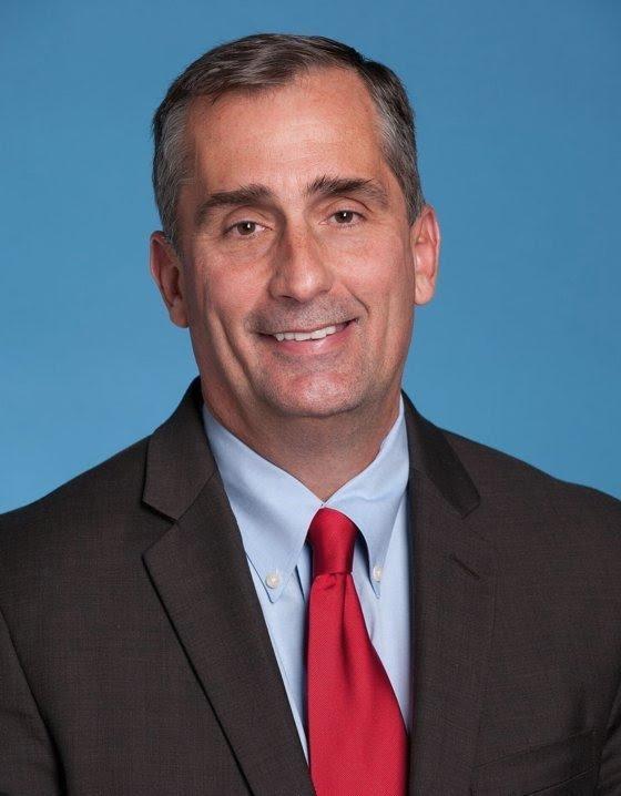 ▲Intel CEO 布萊恩·科再奇(Brian Krzanich)與同事間發生辦公室戀情遭調查,最終宣布請辭。(圖/翻攝 Intel)