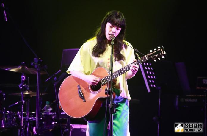 ▲Aimyon愛繆台北演唱會。(圖/記者葉政勳攝 , 2018.06.22)