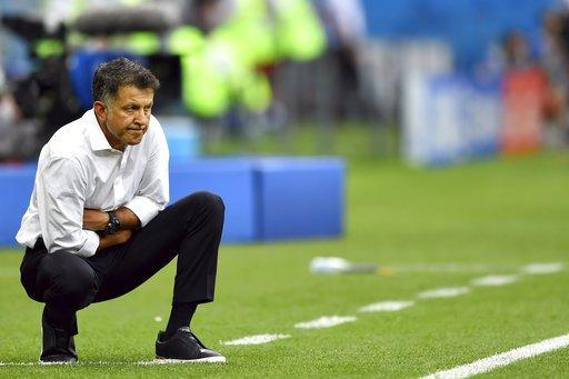 ▲墨西哥隊哥倫比亞籍教練Osorio(圖/美聯社資料照/達志影像)