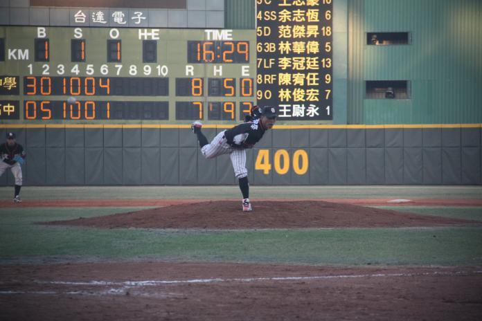 中華職棒/<b>中職選秀</b>第五輪 四隊全補投手