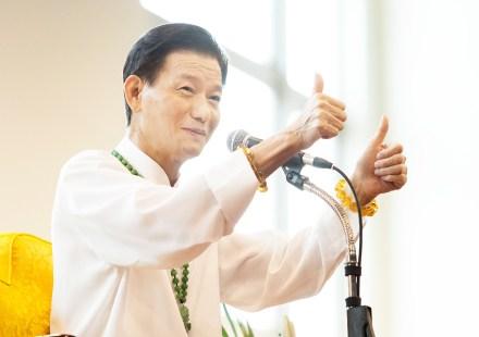 ▲佛教如來宗「妙禪師父」。(圖/ NOWnews 資料圖片)