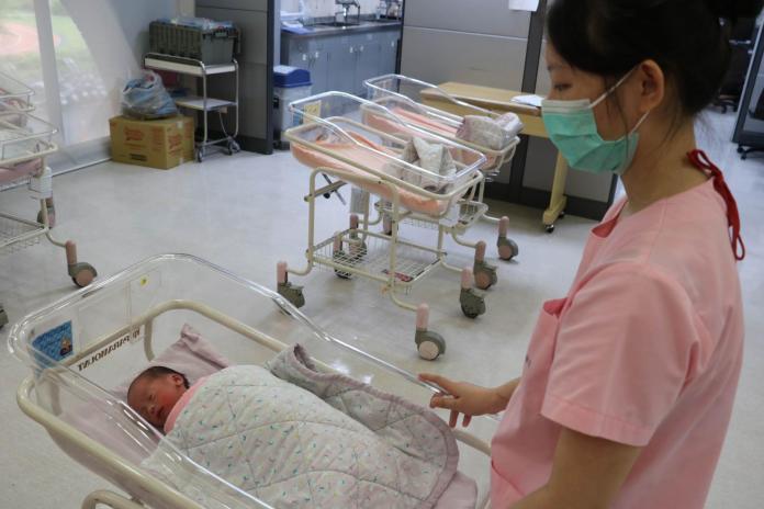 ▲國慶寶寶不再熱門,宜蘭縣雙十節只有8位新生兒報到。(圖/記者李清貴翻攝 , 2017.10.10)