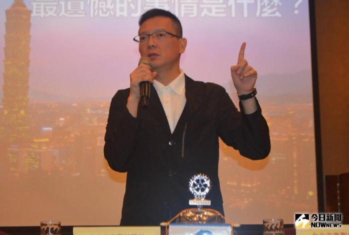 孫大千提年金改革4大錯誤 民進黨醞釀台灣災難