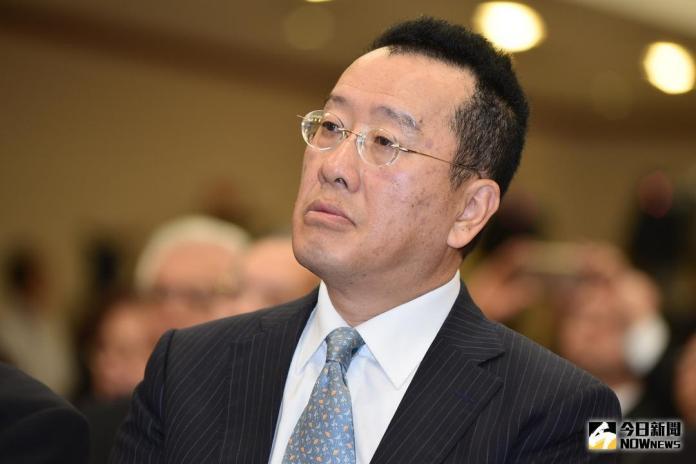 ▲金管會主委顧立雄。(圖/記者林柏年攝 , 2018.2.26)
