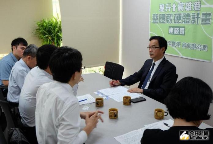 ▲李昆澤8月將進行基本工資的審查。(圖/NOWnews資料照)