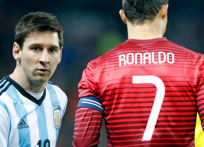 足球/歐冠小組賽籤表出爐 C羅、梅西對決成焦點