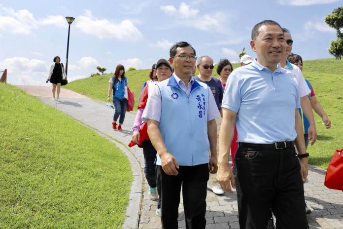 新北市議員黃永昌涉用人頭詐領助理費2千萬 遭聲押禁見