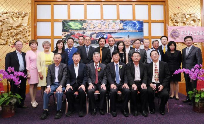 經濟部率團拜訪美國高科技企業 盼促成投資智慧台灣