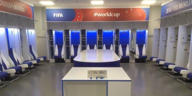 世足/日本隊離開世界盃 球員<b>休息室</b>變這樣超感人