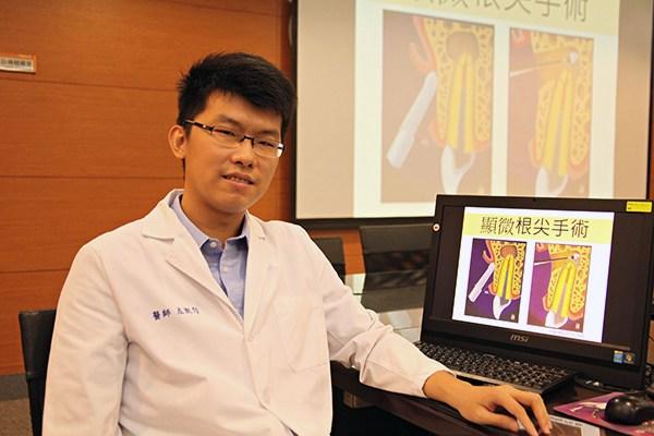 <b>根管治療</b>再感染 顯微根尖手術現生機