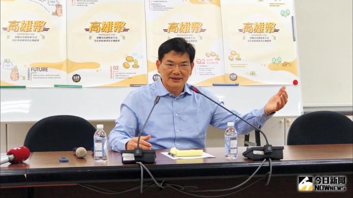 ▲台灣民眾黨今(23)日徵召員吳益政參選高雄市長補選。(資料照/記者郭俊暉攝)