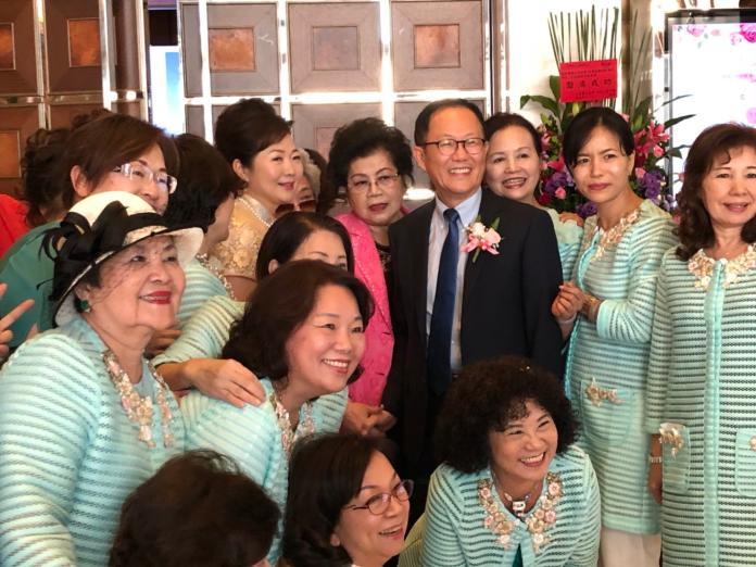 ▲國民黨台北市長參選人丁守中。(圖/丁守中辦公室提供)