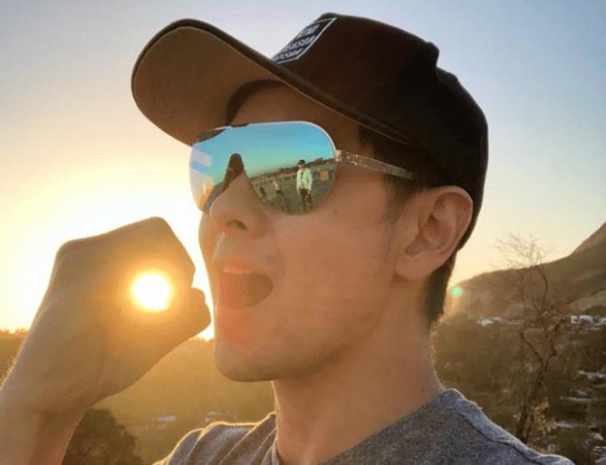 ▲男星林志穎是演藝圈公認的「車痴」。(圖/翻攝林志穎臉書 , 2018.07.16)