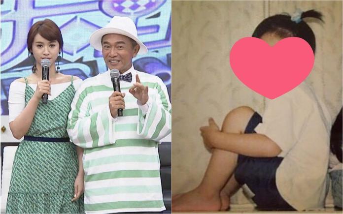 ▲吳姍儒(左)曝光弟弟童年照。(圖/翻攝吳姍儒臉書 , 2018.07.20)