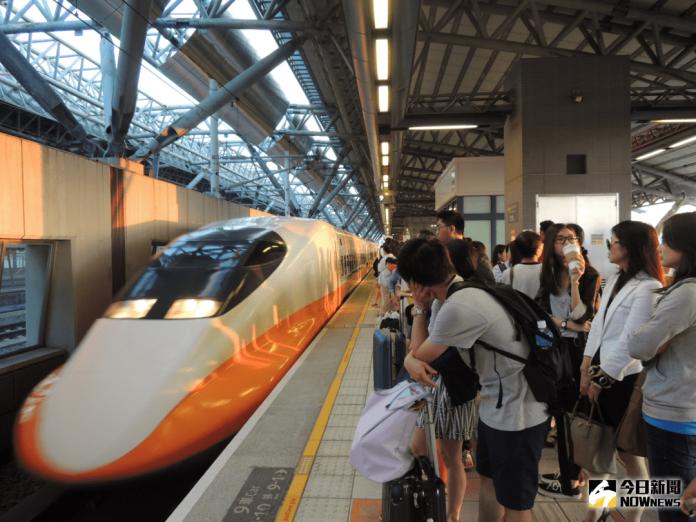 是你嗎?高鐵第5億旅客今天誕生 免費一年無限次搭乘
