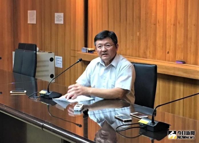 ▲體育署副署長林哲宏。(圖/鍾東穎攝 , 2018.07.24)