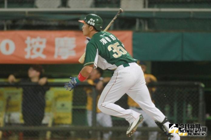 中職/開轟很感動!潘傑楷在二軍一度想放棄棒球