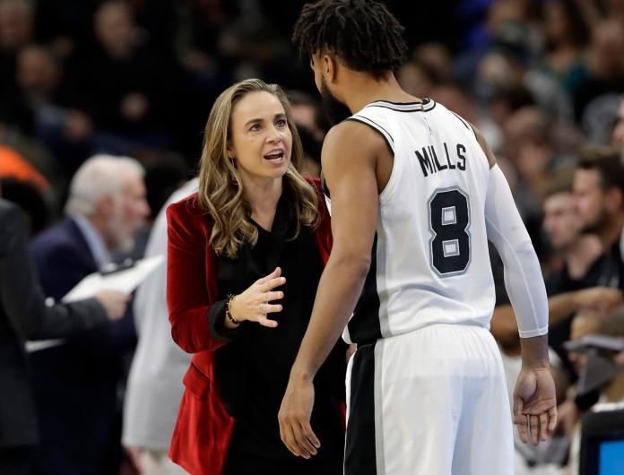 NBA/拓荒者主帥決選名單出爐 5人中有2位女教練