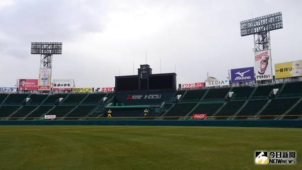 ▲阪神甲子園球場。(圖/吳政紘攝)