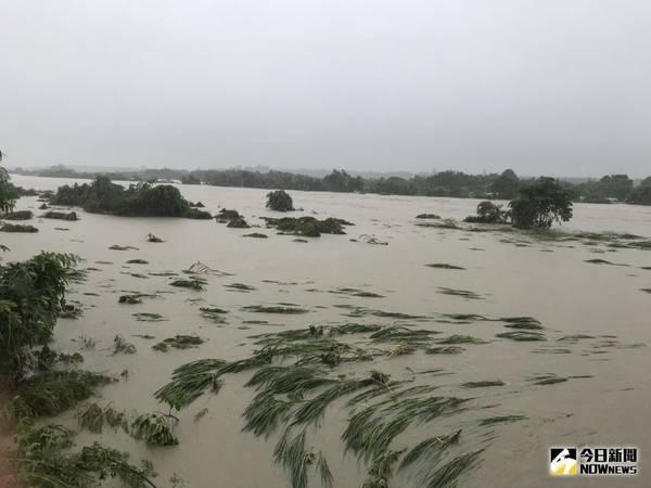 豪雨重創南台灣農損慘 台灣高鐵開放救災免費搭乘
