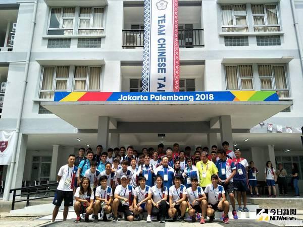 ▲印尼雅加達巨港亞運選手村。(圖/中華奧會提供)