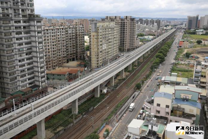 ▲台中捷綠線沿線(圖/資料照片 , 2018.8.28\\)