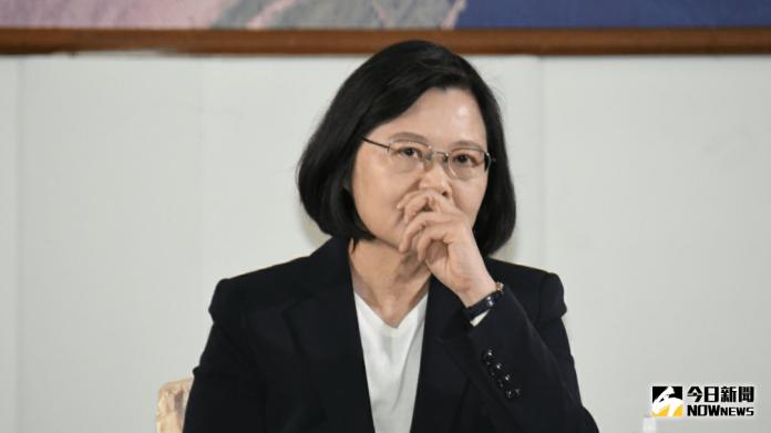 學者:大陸打壓蔡政府 讓台灣人意志消沉