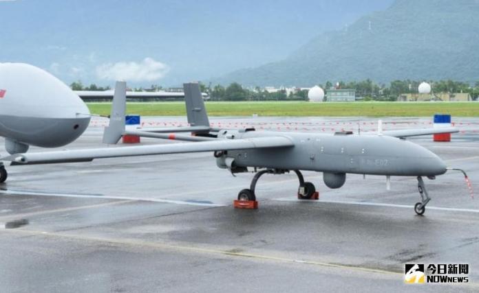 南海局勢緊張 傳銳鳶無人機進駐東沙、<b>太平島</b>