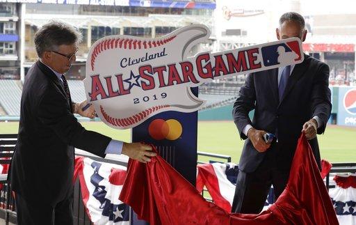 MLB/2019明星賽logo出爐 棒球融合搖滾精神