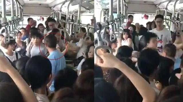 離譜!她搭公車被<b>襲臀</b>怒喝止 癡漢反嗆:摸妳是妳的幸福