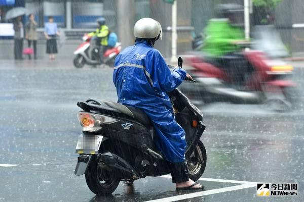 ▲天氣。(圖/記者林柏年攝 , 2018.7.22)