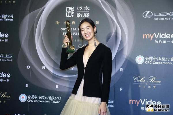 亞太影展/最佳新人《<b>模犯生</b>》茱蒂蒙 練中文拍華語片