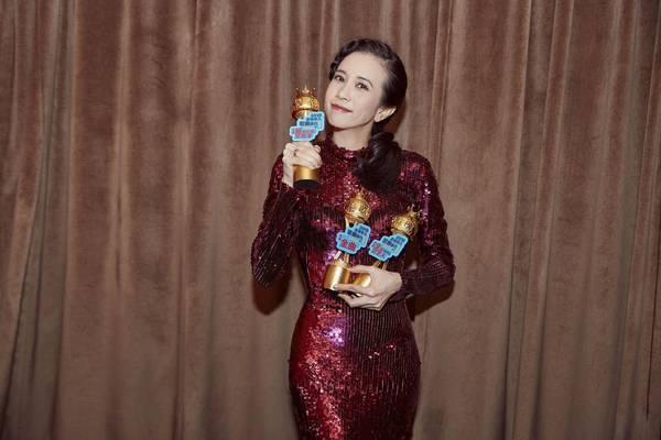 ▲莫文蔚拿下「2018華人歌曲音樂盛典」3項獎。(圖/莫家寶貝工作室提供 , 2018.09.01)